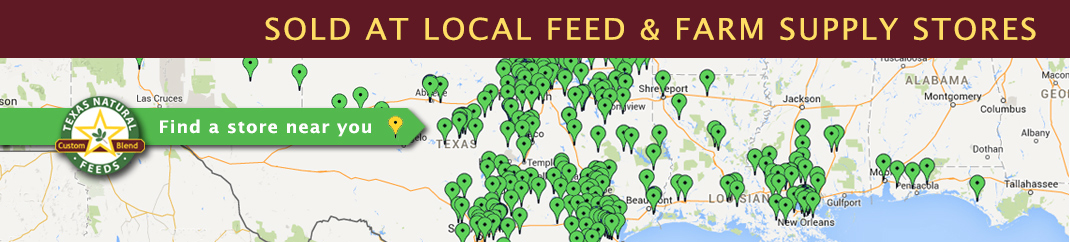Texas Natural Feeds Local Store Locater