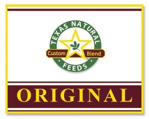 Texas Natural Feed Original Line