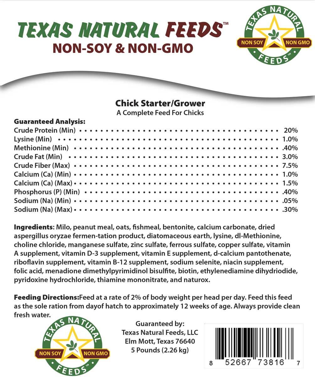 Home - Texas Natural Feeds